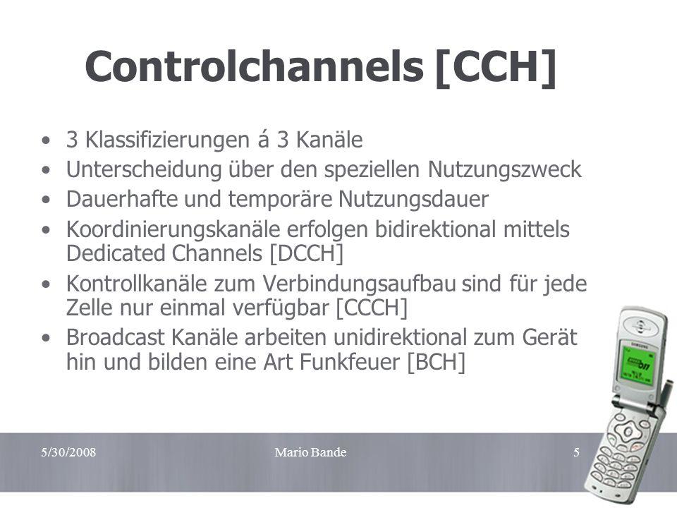 Controlchannels [CCH]